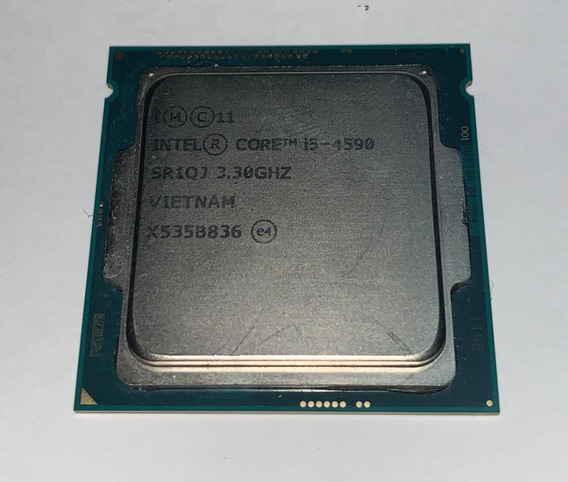 Processador Intel Core I5-4590 Lga 1150 3,30ghz/3m Oem