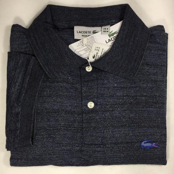 Camisa Blusa Malha Polo Masculina Lacoste Original Importada