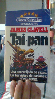 James Clavell. Tai-pan