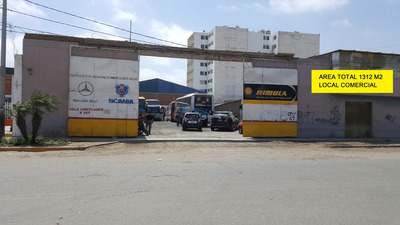 Vendo Local Comercial 1312 M2 Urb Patazca Chiclayo