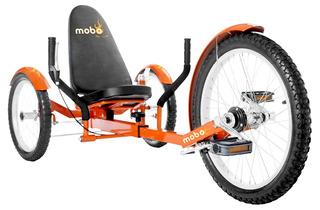 Triciclo Mobo Triton Pro Para Adultos Para Hombres Y Mujeres