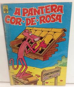Revista Gibi A Pantera Cor De Rosa N55 Ano De 1982 Original!