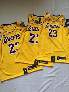Jersey Nike Nba Lebron James Lakers Nuevo