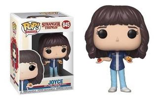Funko Pop Joyce #845 With Magnets Stranger Thing Importado
