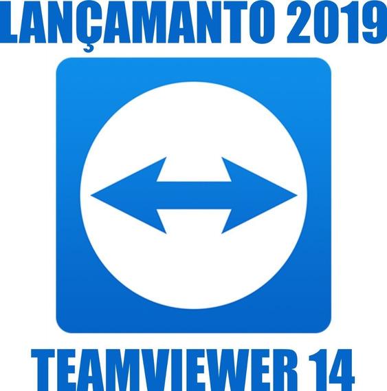 Teamviewer 14 Lançamanto Vitalicio P/ 30 Máquinas