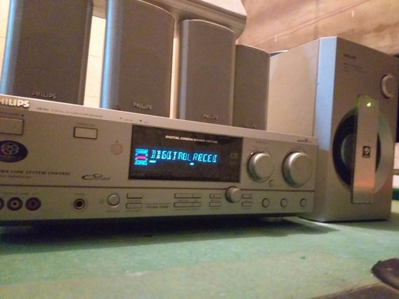 Home Theater Receiver Philips Fr 996 Completo