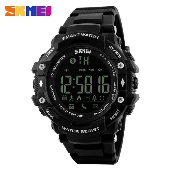 Reloj Smartwatch Skmei 1226 Deporte Maratón + Caja