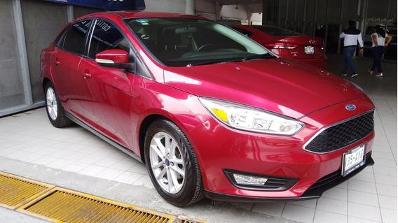 Focus Sedan Se Automatico 2016 Somos Agencia Crédito Garantí