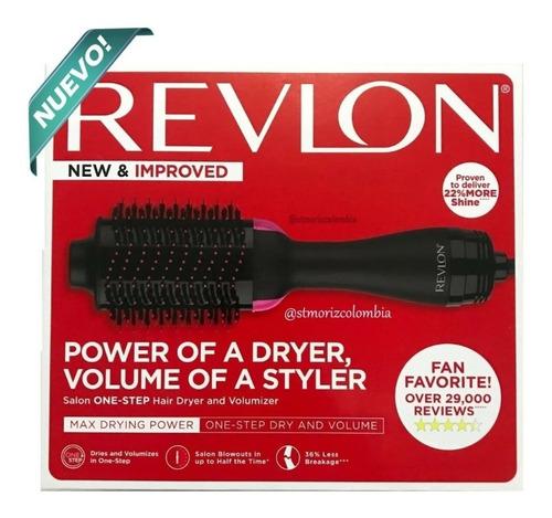 Cepillo Secador Revlon Salon One-step Hair Dryer