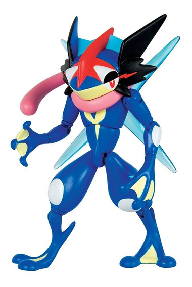 Ash Greninja Figura De Ação12cm Pokémon Nintendo Tomy T18879