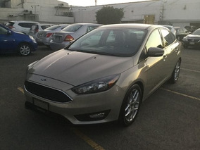 Ford Focus Focus 2.0 Se Appearence At 4p 2015 Seminuevos