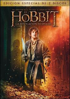 El Hobbit - La Desolación De Smaug Edición Especial (dvd)