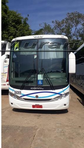 Imagem 1 de 10 de Onibus Campione Vision 3.65 Volks 18-320 Ar/wc 2007 Ref 724