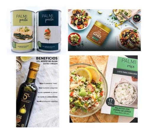 Gift Box Dia Del Padre Caja Keto 1 Gourmet: 5 Productos