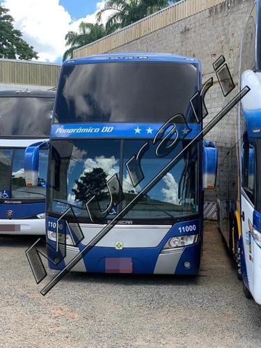 Imagem 1 de 8 de Busscar Panorâmico Dd Scania K420 2009 4 Eixo 56 Lug Ref-672
