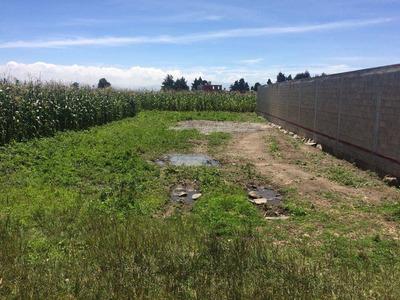 Terreno Cerca De Av. Heriberto Enriquez, Toluca