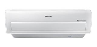 Aire acondicionado Samsung Inverter Triangular split frío/calor 5000W blanco 220V AR18KSW