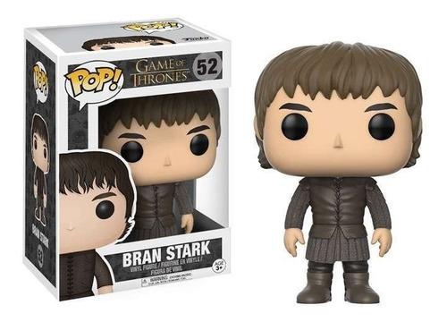 Funko Pop Games Of Throne - Bran Stark Nr 52 - E11even Games