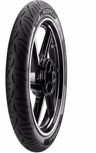 Cubierta Pirelli Super City 2.50 17 P/yamaha Crypton 110 Rid