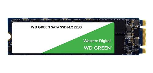 Disco Solido 480gb Wd Green M2 2280 Mallweb