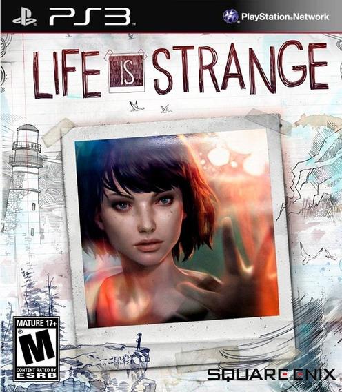 Life Is Strange Ps3 - Leia Descrição