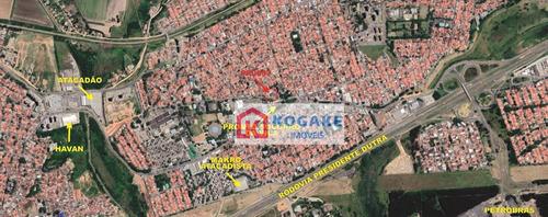Imagem 1 de 2 de Prédio À Venda, 600 M² Por R$ 1.800.000,00 - Vila Industrial - São José Dos Campos/sp - Pr0097