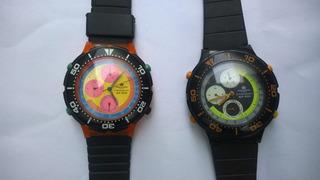 Reloj Príncipe Chrono Diver Sumergible Quartz