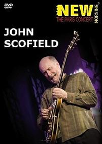 John Scofield The Paris Concert [dvd Importado Lacrado]