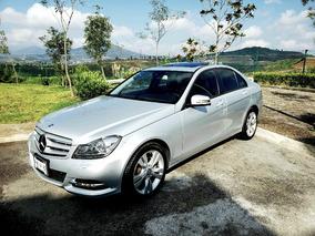 Mercedes-benz Clase C200 Exclusive Plus