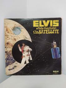 Disco De Vinil: Elvis Presley - Aloha From Hawaii