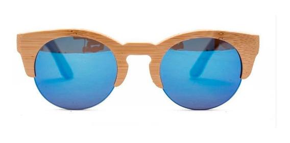 Óculos Yeva Moity - Bamboo - Ice