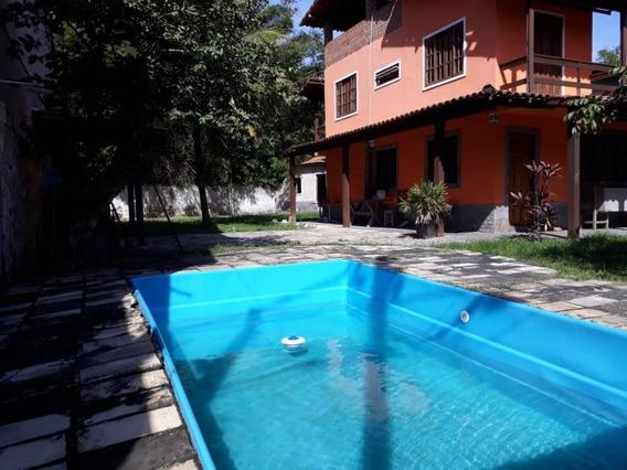 Casa Em Serra Grande, Niterói/rj De 120m² 2 Quartos À Venda Por R$ 448.000,00 - Ca390467
