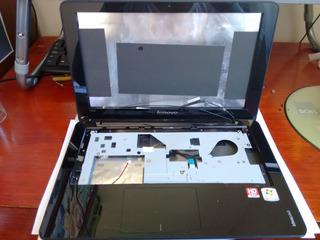 Carcasa Lenovo S206 Desarme