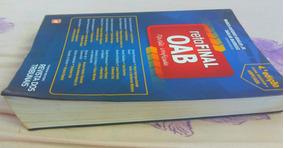 Livro Reta Final Oab - 1° Fase