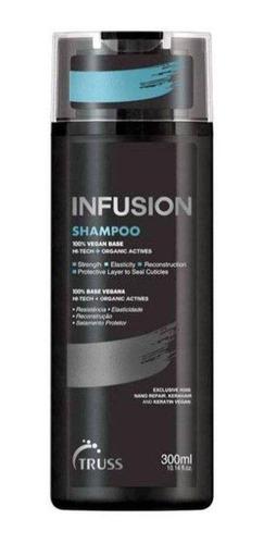 Imagem 1 de 4 de Shampoo Truss Infusion 100% Vegan 300ml