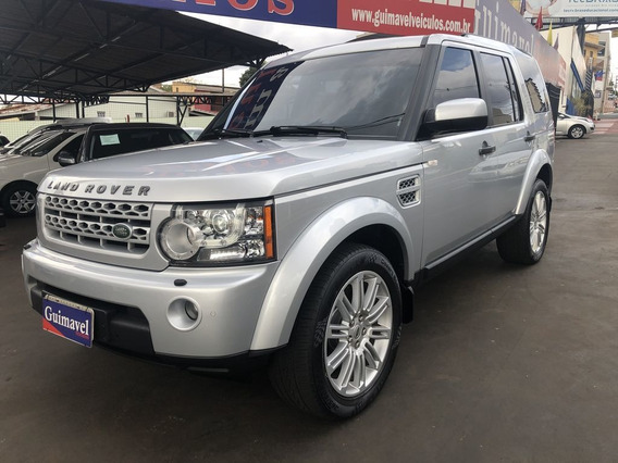 Land Rover Discovery 4 3.0 Hse 4x4 V6 24v Turbo Diesel 4p A
