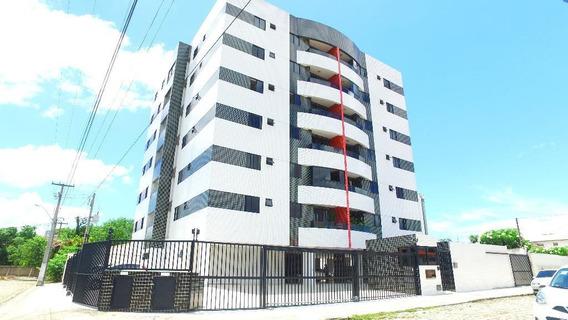 Apartamento Em Gruta De Lourdes, Maceió/al De 78m² 3 Quartos À Venda Por R$ 265.000,00 - Ap424130