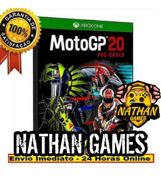 Moto Gp 20 - Xbox One + 1 Brinde