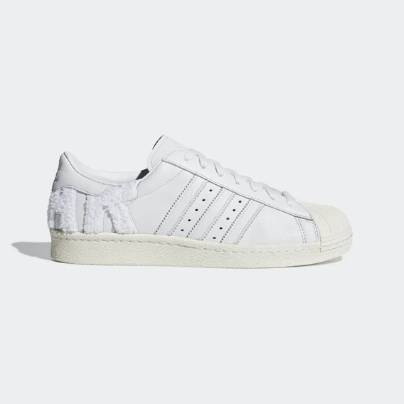 Tênis adidas Superstar 80s B37995 Original