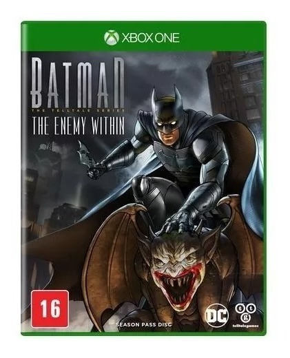 Batman: The Enemy Within-the Telltale Series Xbox One Fisica