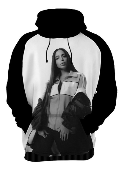 Camiseta Blusa Moletom Casaco Cantora Anitta Funk Pop 02