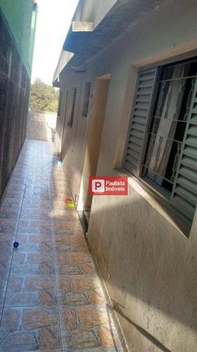 Casa À Venda, 220 M² Por R$ 319.999,00 - Jardim São Rafael - São Paulo/sp - Ca2212