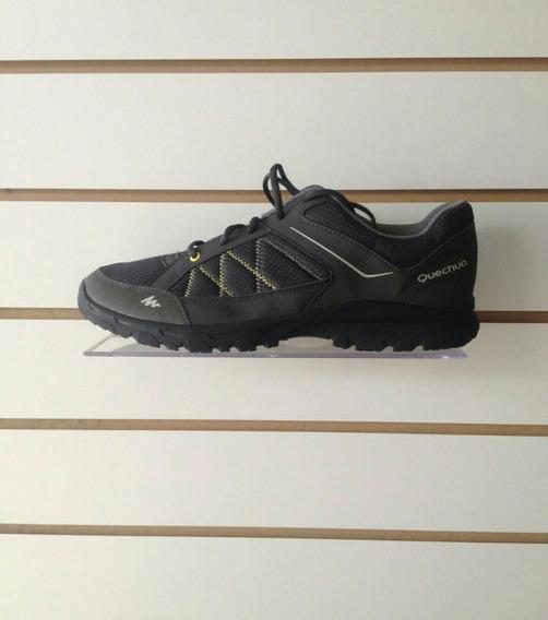 Expositor Para Sapatos Tênis Kit Com 50pç Com Slatwal 23x11