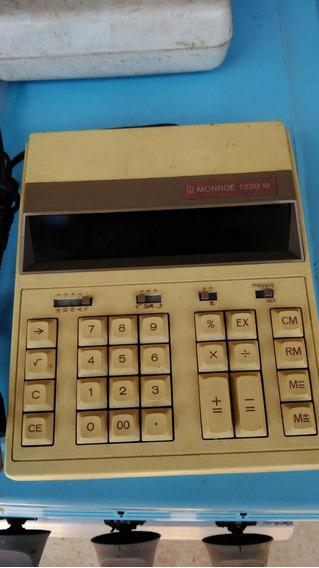 Calculadora Monroe 1220m