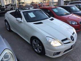 Mercedes Benz Clase Slk 200 Aut L4 Convertible 2010