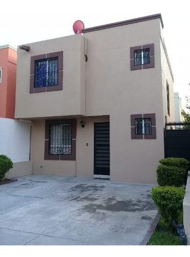 Casa Renta En Fracc. Jardines De San Patricio, Apodaca, Nl.