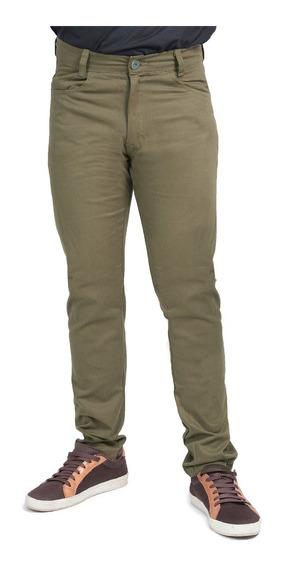 Calças Sarjas Cores Masculinas Com Elastano Premium Atacado