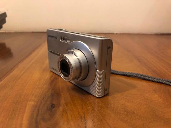 Câmera Digital Olympus Fe-20 8 Megapixels