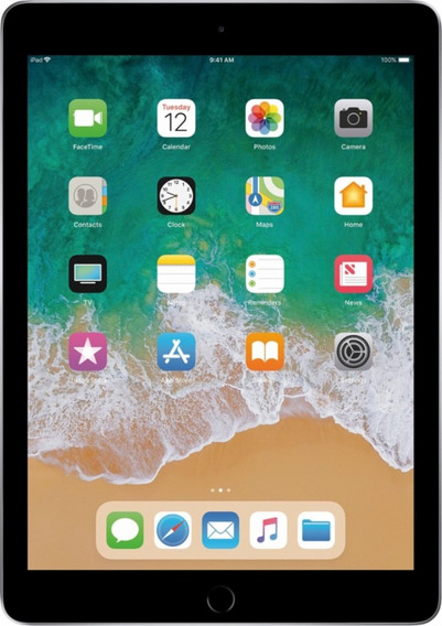 Apple iPad, Nueva 9.7 , Procesador A9, 128gb, Lte - 4g
