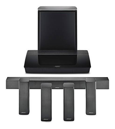 Bose Lifestyle 650 Music System - Preto Ou Branco
